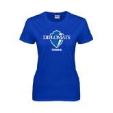 Ladies Royal T Shirt-Tennis
