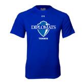 Under Armour Royal Tech Tee-Tennis