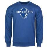 Royal Fleece Crew-Diplomats Official Logo