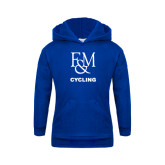 Youth Royal Fleece Hood-Franklin & Marshall Cycling