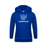 Youth Royal Fleece Hood-Franklin & Marshall Equestrian