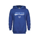 Youth Royal Fleece Hoodie-Diplomats Lacrosse Stick