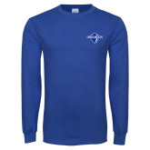 Royal Long Sleeve T Shirt-Diplomats Official Logo