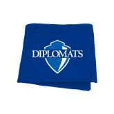 Royal Sweatshirt Blanket-Diplomats Official Logo