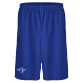 Russell Performance Royal 9 Inch Short w/Pockets-Diplomats Official Logo
