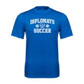 Syntrel Performance Royal Tee-Diplomats Soccer