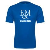 Syntrel Performance Royal Tee-Franklin & Marshall Cycling