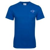 Royal T Shirt w/Pocket-Diplomats Official Logo