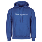 Royal Fleece Hoodie-Franklin & Marshall