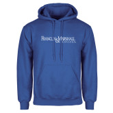 Royal Fleece Hoodie-Franklin & Marshall College