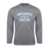 Syntrel Performance Steel Longsleeve Shirt-Diplomats Soccer