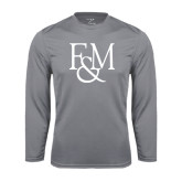 Syntrel Performance Steel Longsleeve Shirt-F&M