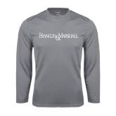Syntrel Performance Steel Longsleeve Shirt-Franklin & Marshall