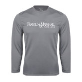 Syntrel Performance Steel Longsleeve Shirt-Franklin & Marshall College