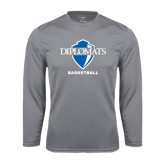 Syntrel Performance Steel Longsleeve Shirt-Basketball