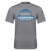Syntrel Performance Steel Tee-2016 Centennial Conference Champions Mens Basketball