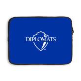 13 inch Neoprene Laptop Sleeve-Diplomats Official Logo