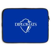 15 inch Neoprene Laptop Sleeve-Diplomats Official Logo