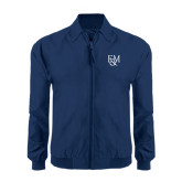 Navy Players Jacket-F&M
