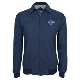 Navy Players Jacket-Diplomats Official Logo
