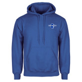 Royal Fleece Hoodie-Diplomats Official Logo