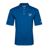 Under Armour Royal Performance Polo-F&M