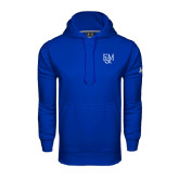 Under Armour Royal Performance Sweats Team Hood-F&M