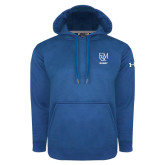 Under Armour Royal Performance Sweats Team Hood-Franklin & Marshall Rugby