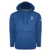 Under Armour Royal Performance Sweats Team Hood-Franklin & Marshall Water Polo