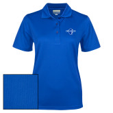 Ladies Royal Dry Mesh Polo-Diplomats Official Logo