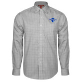 Red House Grey Plaid Long Sleeve Shirt-Diplomats Official Logo