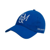 Royal Twill Unstructured Low Profile Hat-F&M