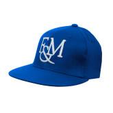 Royal OttoFlex Flat Bill Pro Style Hat-F&M