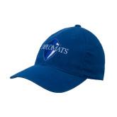 Royal OttoFlex Unstructured Low Profile Hat-Diplomats Official Logo