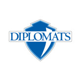 Small Magnet-Diplomats Official Logo, 6 inches wide