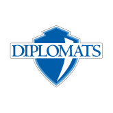 Medium Magnet-Diplomats Official Logo, 8 inches wide