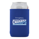 Collapsible Royal Can Holder-2017 Centennial Conference Champions Mens Lacrosse