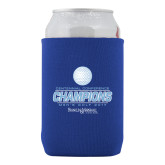 Collapsible Royal Can Holder-2017 Centennial Conference Champions Mens Golf