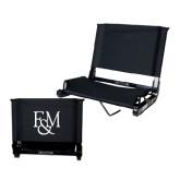 Stadium Chair Black-F&M