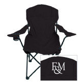 Deluxe Black Captains Chair-F&M