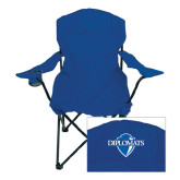 Deluxe Royal Captains Chair-Diplomats Official Logo