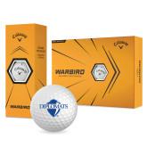 Callaway Warbird Golf Balls 12/pkg-Diplomats Official Logo