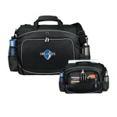 Hive Checkpoint Friendly Black Compu Case-Diplomats Official Logo