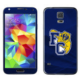 Galaxy S5 Skin-Primary Athletics Mark