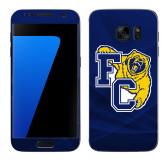 Samsung Galaxy S7 Skin-Primary Athletics Mark