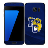 Samsung Galaxy S7 Edge Skin-Primary Athletics Mark