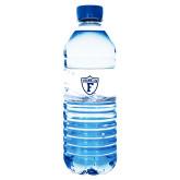 Water Bottle Labels 10/pkg-Football Shield