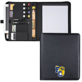 Carbon Fiber Tech Padfolio-Primary Athletics Mark
