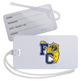 Luggage Tag-Primary Athletics Mark
