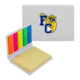 Micro Sticky Book-Primary Athletics Mark